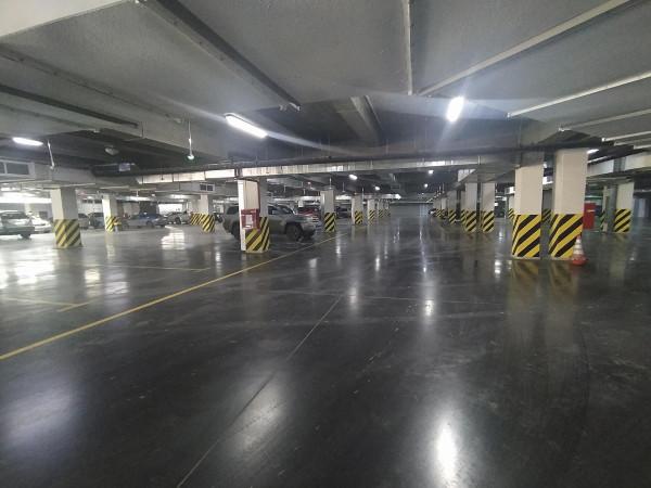 Промышленные полы для объекта Торговый центр