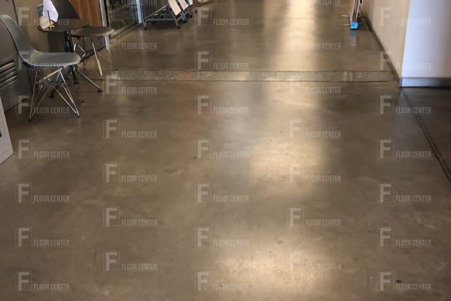 Промышленные полы - Бронированные полы в АУЦА - Floor Center