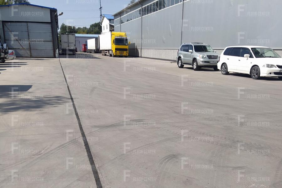 Промышленные полы - Дорожный бетон (монтаж полотна)   Floor Center