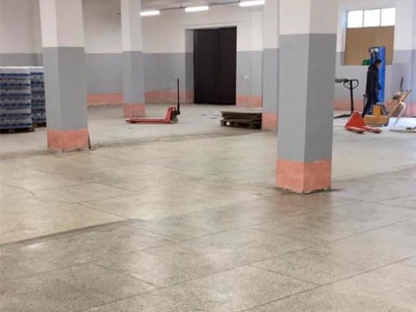 Промышленные полы для объекта Завод «Шоро» в городе Бишкек - Центр полов