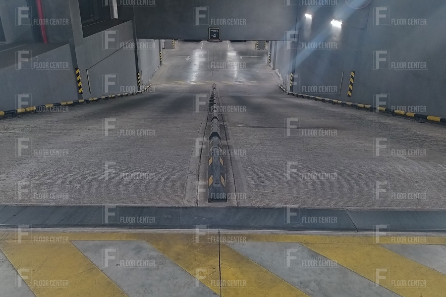 Промышленные полы - Топинговые полы и полированный бетон в торговом центре ЦУМ - Floor Center