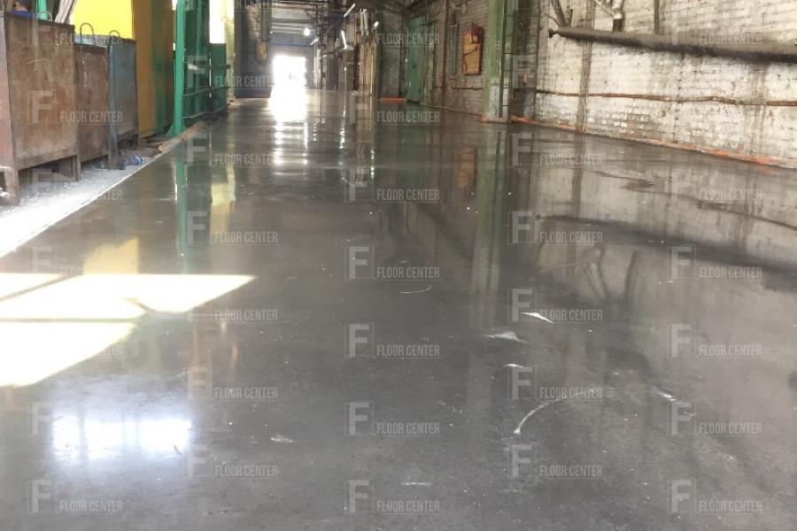 Промышленные полы - Бетонные (топинговые) полы в Бишкеке - Floor Center