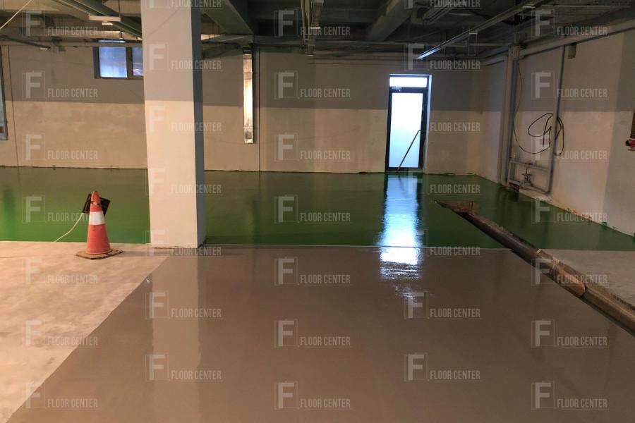 Промышленные полы - Полимерные (наливные) полы в Бишкеке - Floor Center
